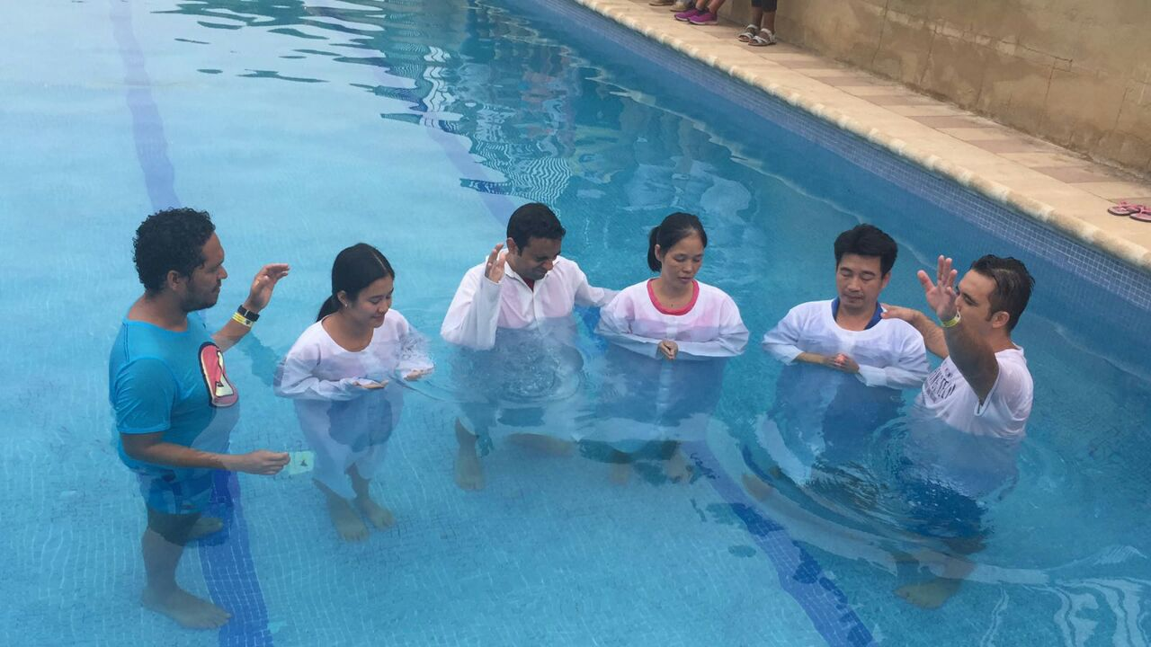 Batismo Espanha